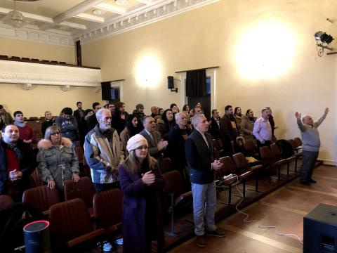 Opening of Spring Of Life Church in Yerevan