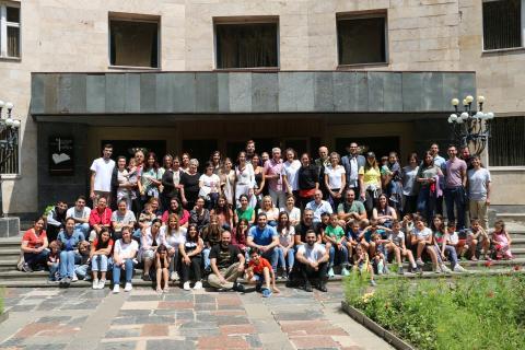 Հայաստանում Տարեկան Համագումար 2021