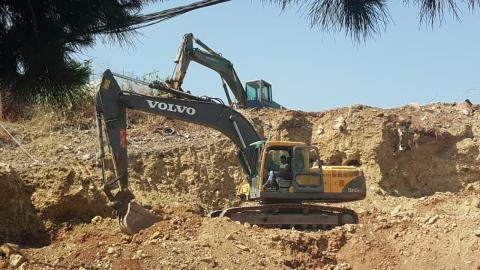 Updates on Excavation