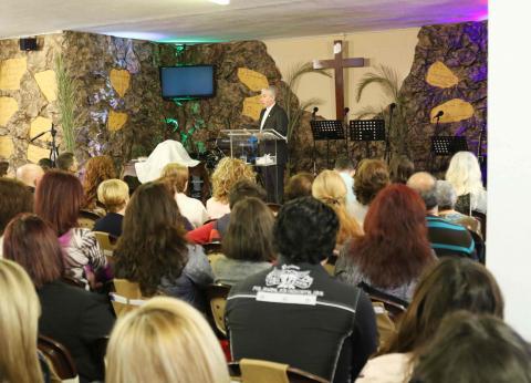 Ովսաննա՜. Փրկէ Մեզ (Յովհաննու 12.13-15)