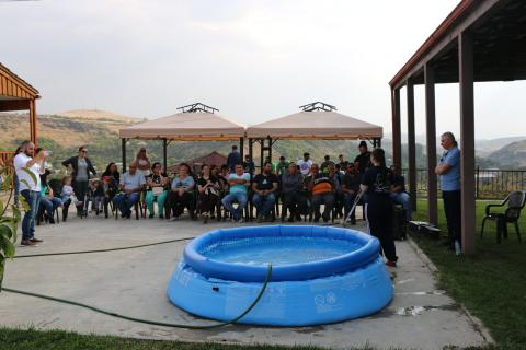 Ջուրի Մկրտութիւն Հայաստանի մէջ