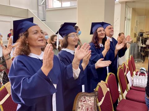 ISOM Graduation